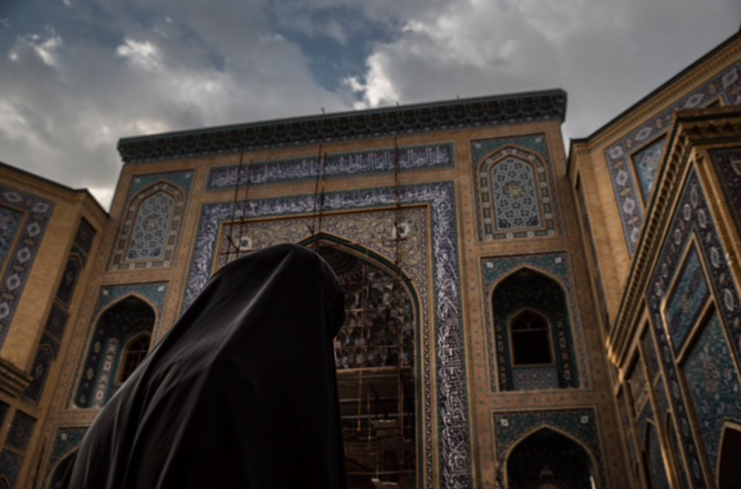 Iran's spiritual power play
