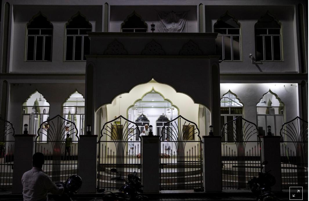 Latest Sri Lanka arrest throws spotlight on Wahhabism in eastern hotbed
