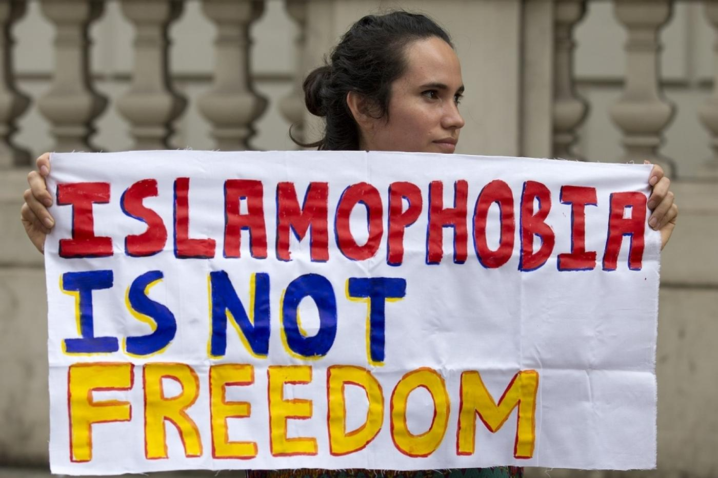 Muslim group condemns UK government's rejection of Islamophobia definition