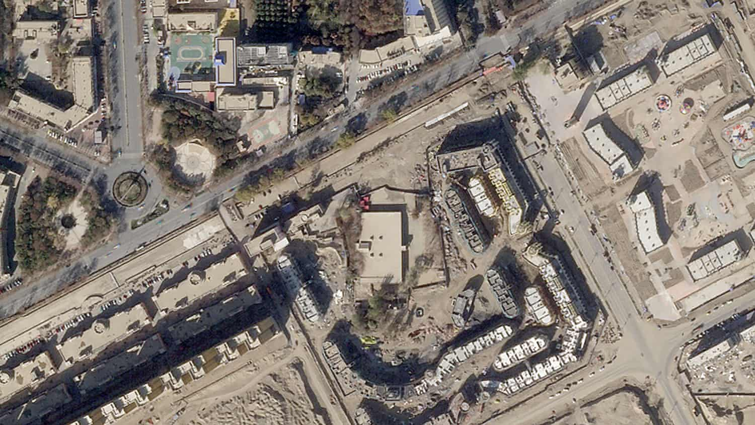 Revealed: new evidence of China's mission to raze the mosques of Xinjiang