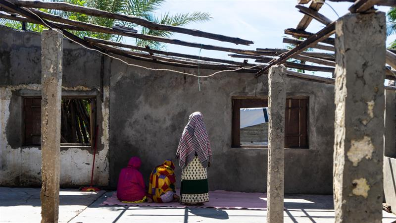 Ramadan becomes a struggle in cyclone-hit northern Mozambique