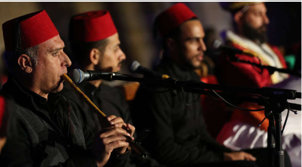 Festival brings Sufi bands from the region and beyond to Palestine