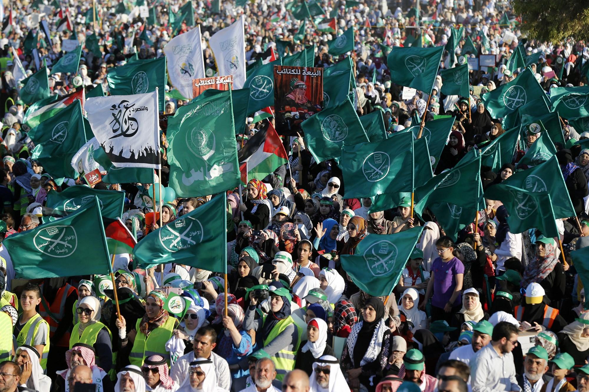 Experts warn against Trump designating Muslim Brotherhood a terrorist organization