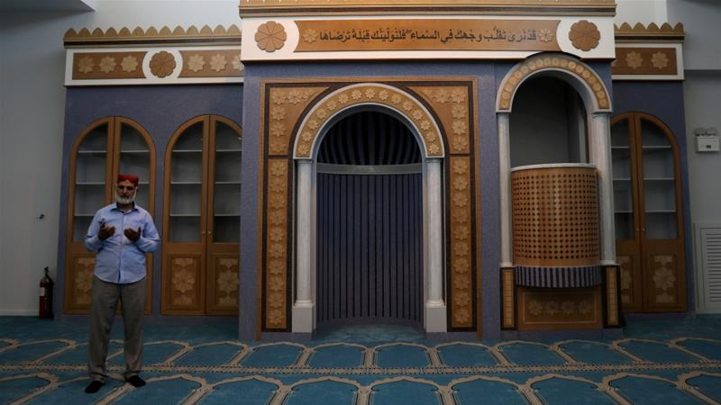 Greece: Athens mosque likely to open by September, official says