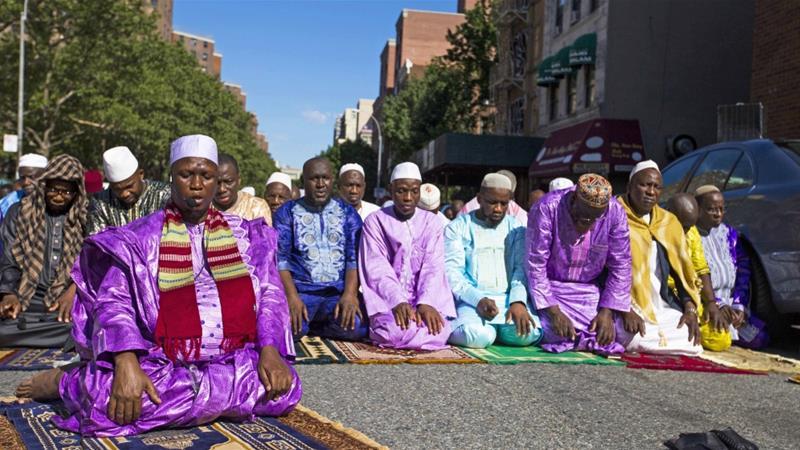 #BlackoutEid: Celebrating being black and Muslim