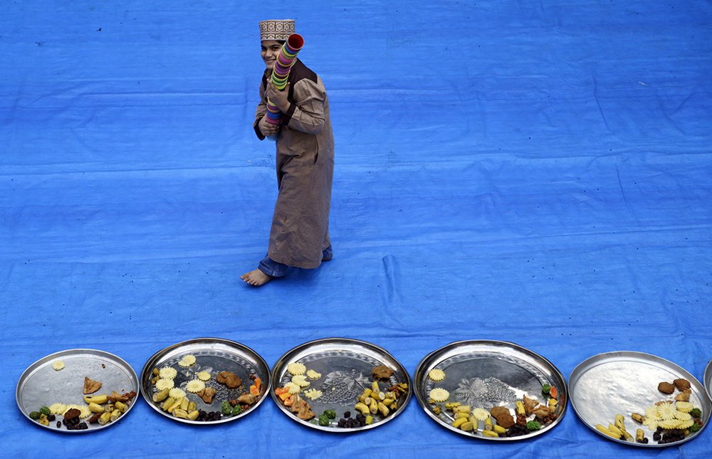 During Ramadan, growing Muslim philanthropy enters the spotlight