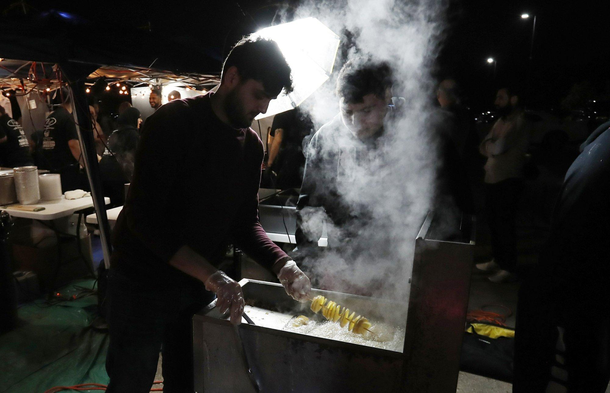 Foodies, faithful flock to Metro Detroit Ramadan festivals
