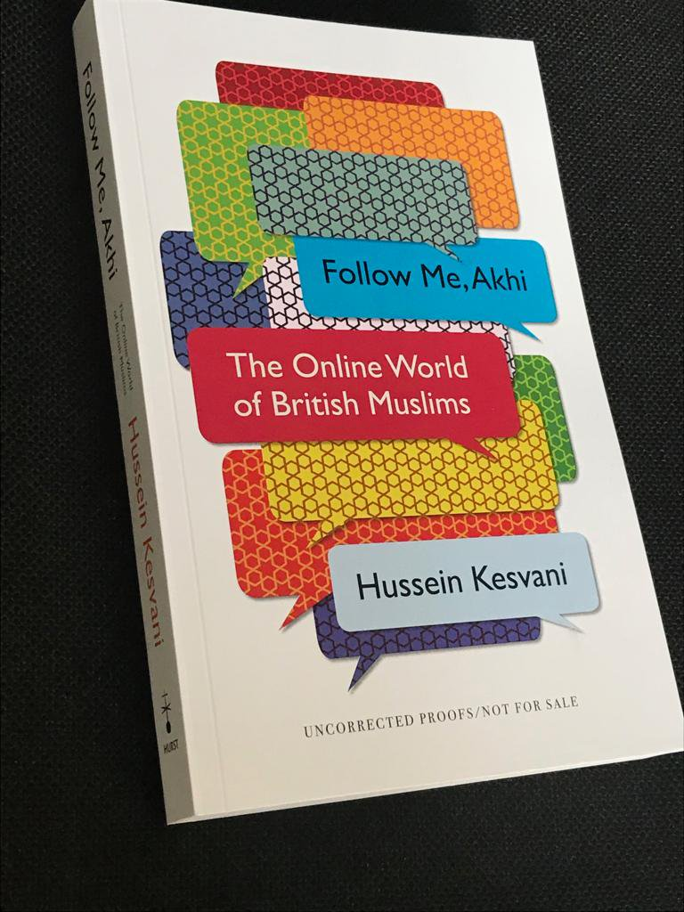 Follow Me, Akhi by Hussein Kesvani review – how social media is changing liberal Islam