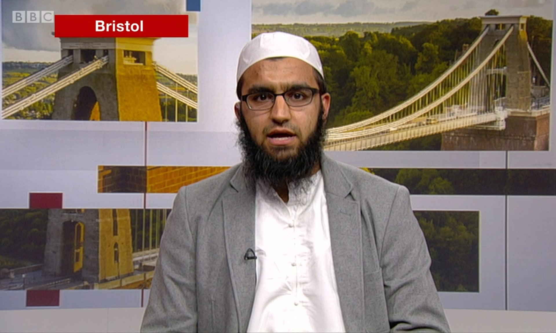 Imam and solicitor suspended from jobs after BBC Tory debate
