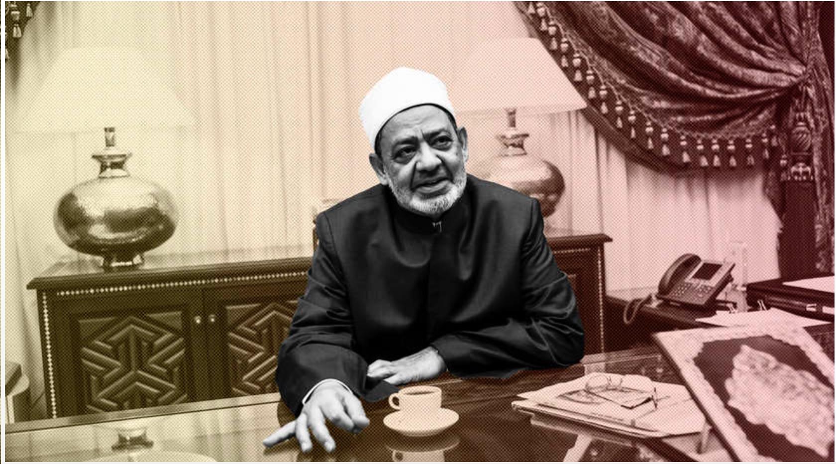 Egypt's Al-Azhar retreats from fatwa on beating women