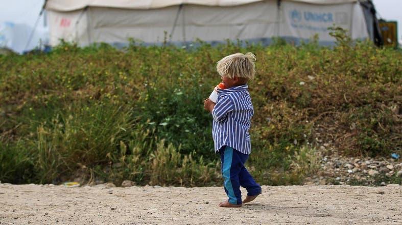 Iraq hands over 188 Turkish children of suspected ISIS members