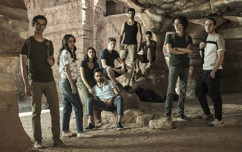 Netflix's first Jordan-based Arabic series drops today