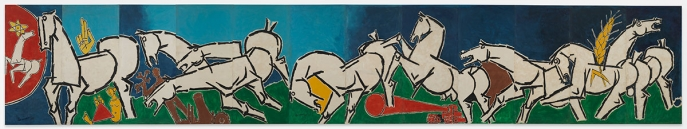 M. F. Husain: Art and the Nation