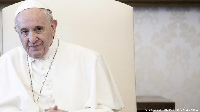 Iraqis welcome Pope Francis' plan to visit in 2020