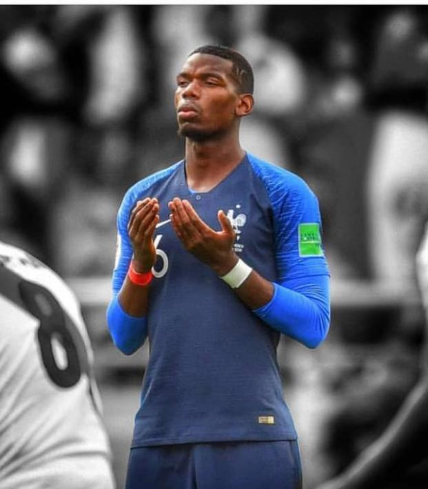 Manchester United's Paul Pogba explains why he became a Muslim and how it made him a 'better person'