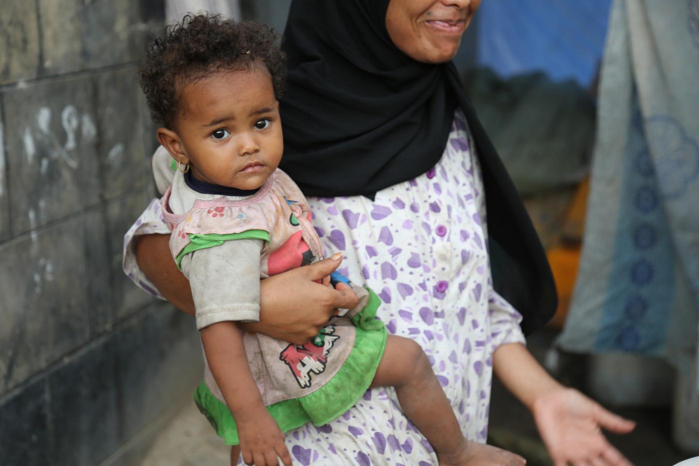 How the joy of Eid masks an unbearable grief for Yemeni war orphans