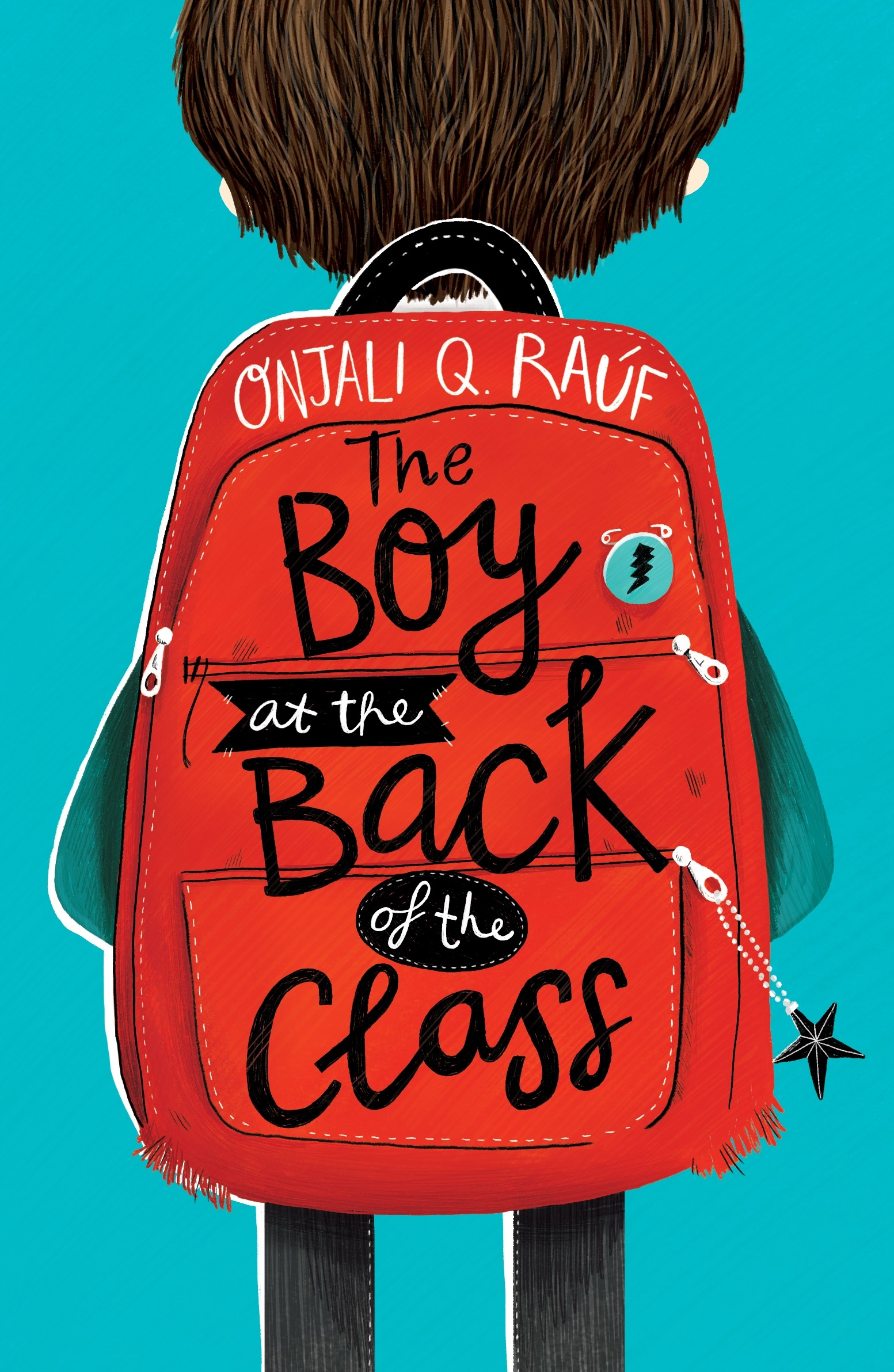 The Boy At The Back Of The Class: Hit children's writer on her story of kindness