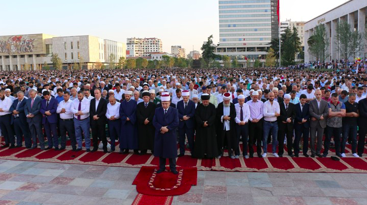 Turkey's Global Soft-Power Push Is Built on Mosques