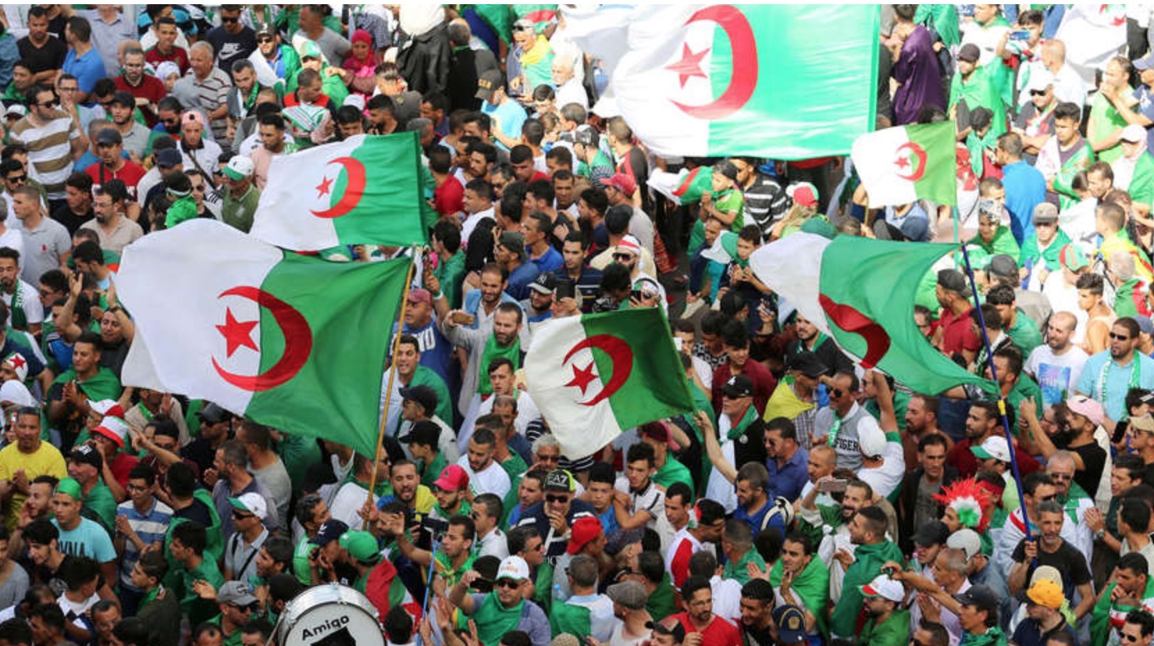 Algeria's Hirak marches on in the face of official warnings