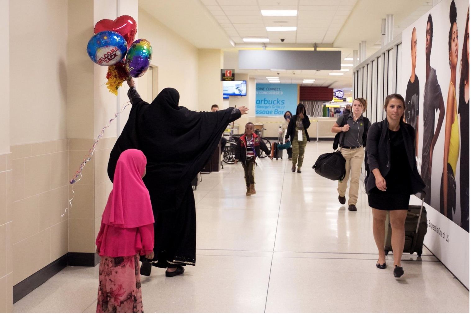 The fight over Trump's travel ban continues a year after Supreme Court ruling