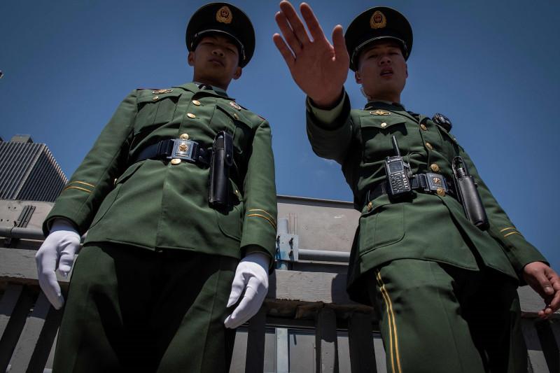 Belgium's Beijing Embassy Calls Chinese Cops on Uighur Family