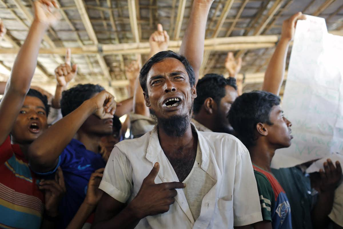 Rohingya refugees: focusing only on their return home ignores the crime and health crises in Bangladesh's camps