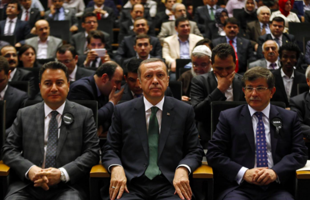 All the president's men: How AKP heavyweights are plotting to challenge Erdogan