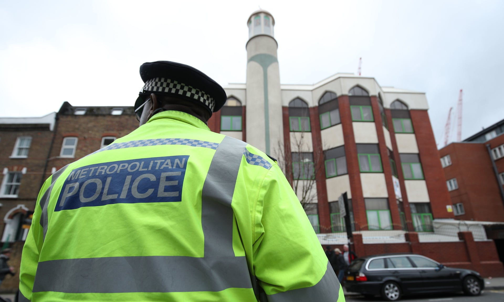Just 22 mosques given funding for hate crime security last year