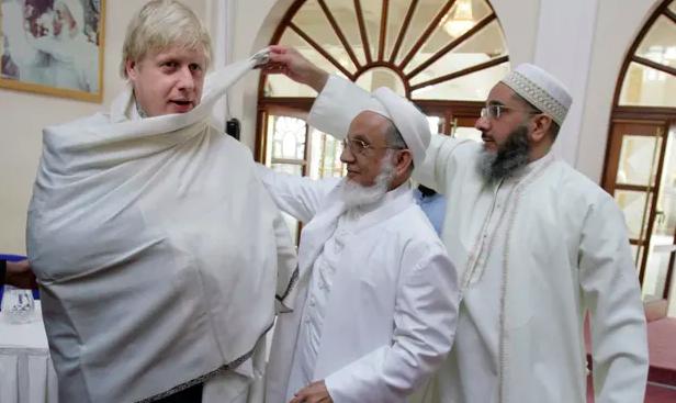 Boris Johnson's take on Islam is historically illiterate