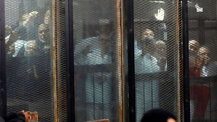 Egyptian politicians arrested, accused of working with Muslim Brotherhood