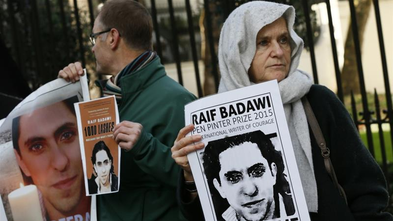 US demands Saudi Arabia release 'critic of Islam'