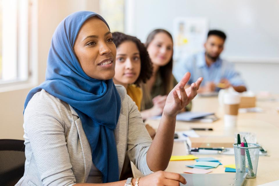 Five Tips For Supporting Muslims In The Workplace