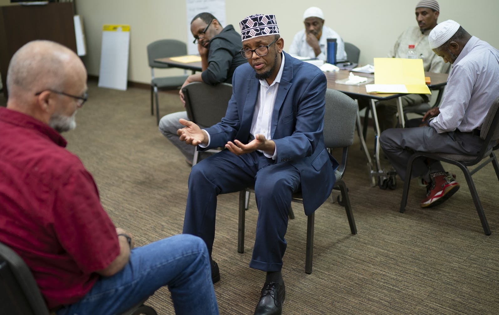 Project to boost ranks of Muslim chaplains launches in Minnesota