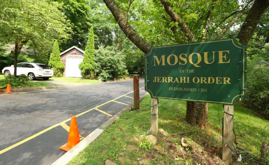 Imam buried behind mosque sparks debate in Rockland County village