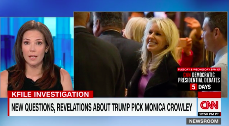 Treasury pick Monica Crowley spread Obama smears: 'Can he be both loyal to Islam and loyal to the United States?'