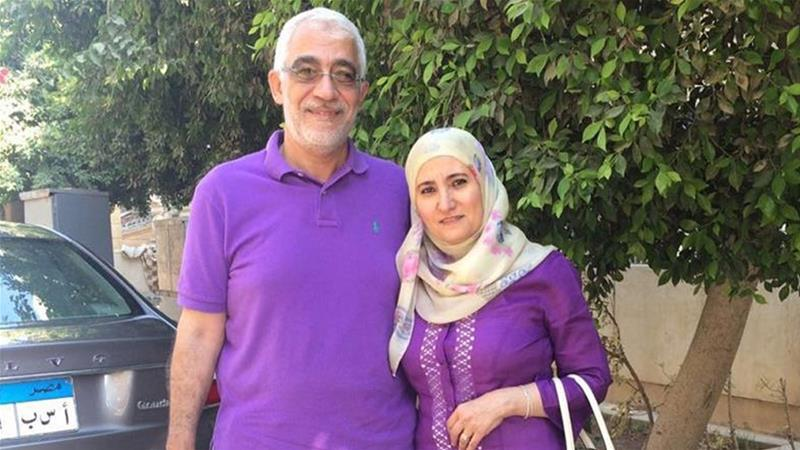 Daughter of Islamic scholar al-Qaradawi remanded in Egypt again