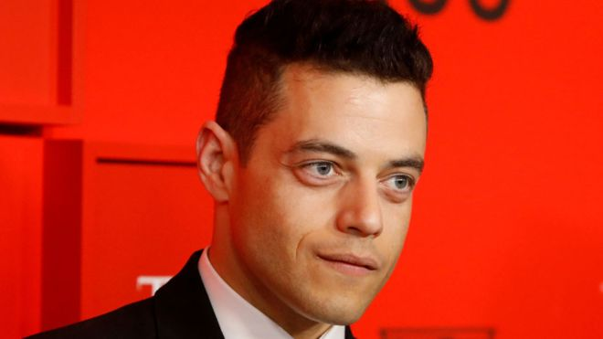 Rami Malek: Bond terrorist 'not driven by religion'
