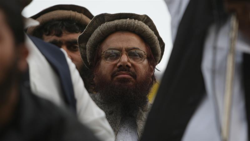 Pakistani police arrest Lashkar-e-Taiba founder Hafiz Saeed