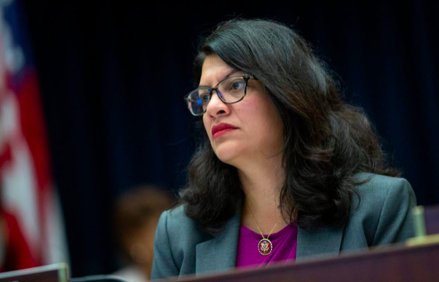 A school board member's Facebook post suggested his 'life would be complete' if Rashida Tlaib died