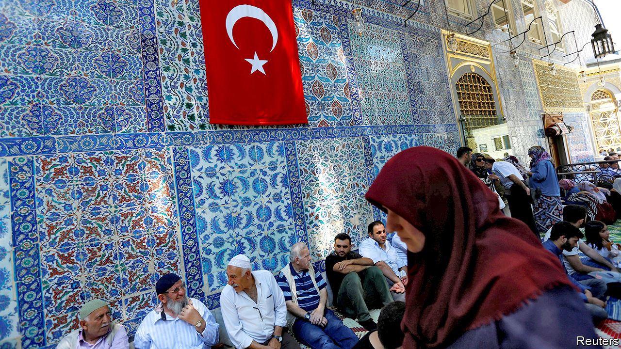 In Turkey, demography is a brake on Islamisation