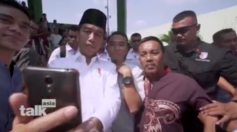 President Joko Widodo says Islam in Indonesia is 'tolerant' as rights groups warn of rising fundamentalism