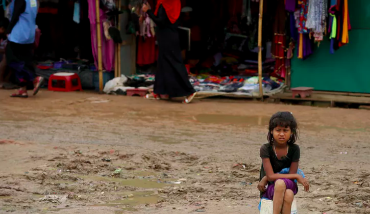Without school, a 'lost generation' of Rohingya refugee children face uncertain future