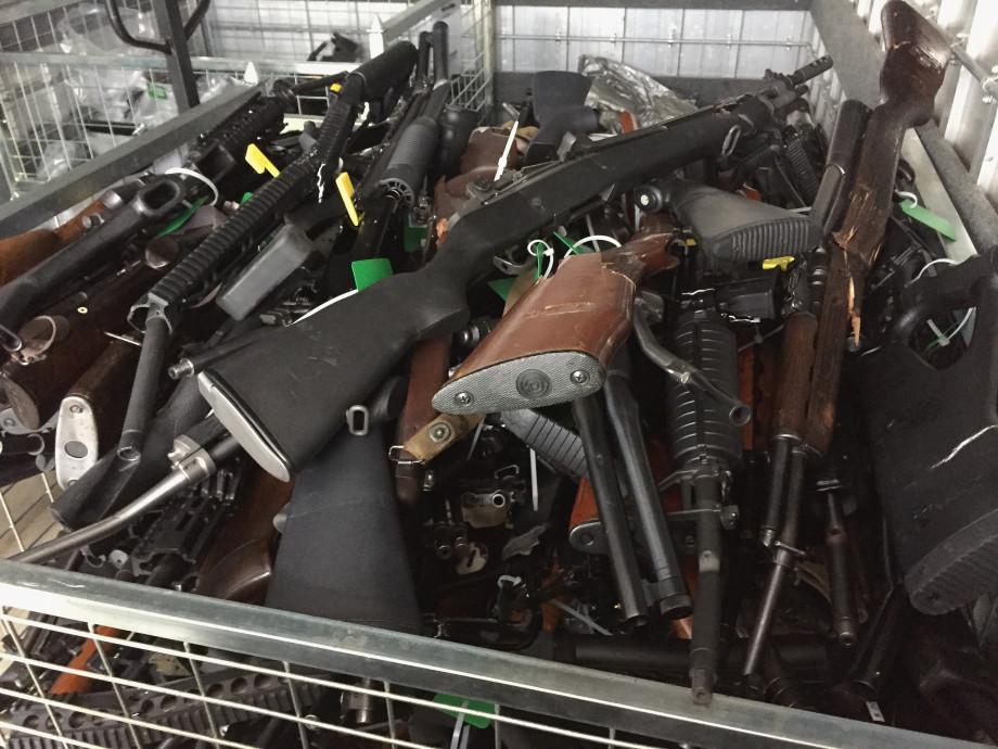 New Zealand begins gun buyback after mosque shootings