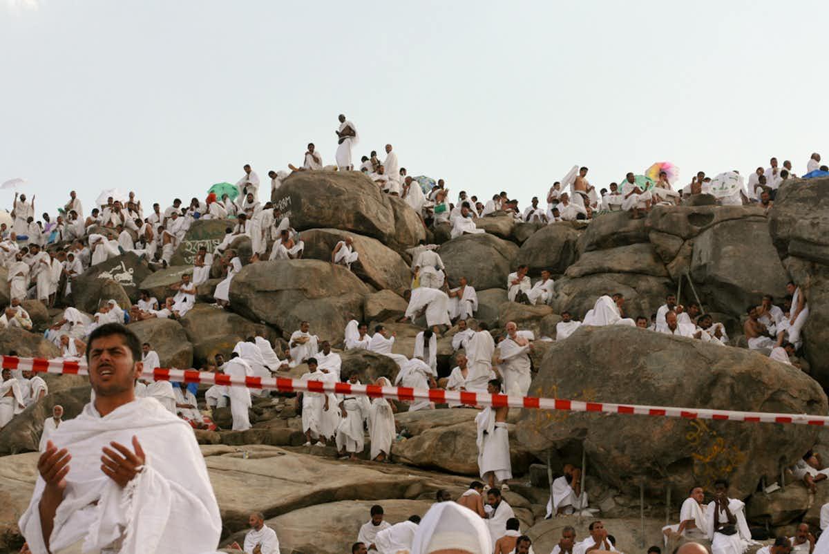 The Muslim Hajj: A spiritual pilgrimage with political overtones