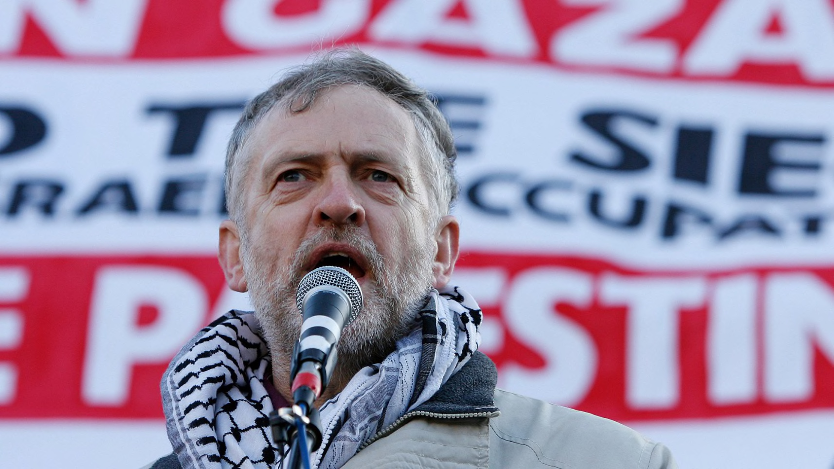 Opinion 'Pro-Palestinian' Jeremy Corbyn Has Never Really Cared About Muslim Suffering