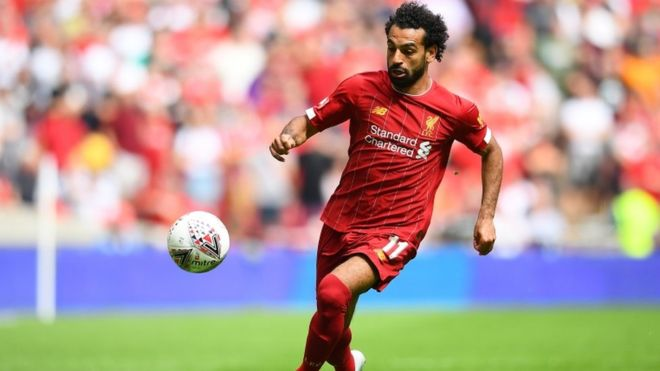 Mo Salah: Man admits posting racist tweets at Liverpool star