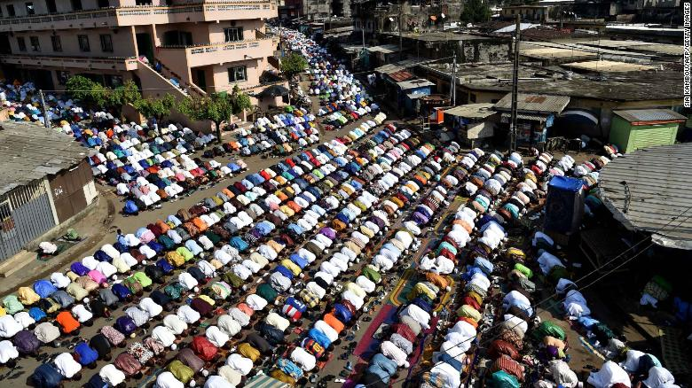Here's what you need to know about Eid al-Adha, one of Islam's biggest holidays