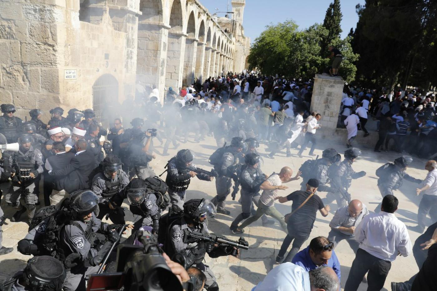Jordan lambasts Israeli minister's call to change status quo at Al-Aqsa