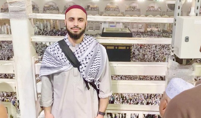 US Muslims embrace Hajj 'heart and soul'