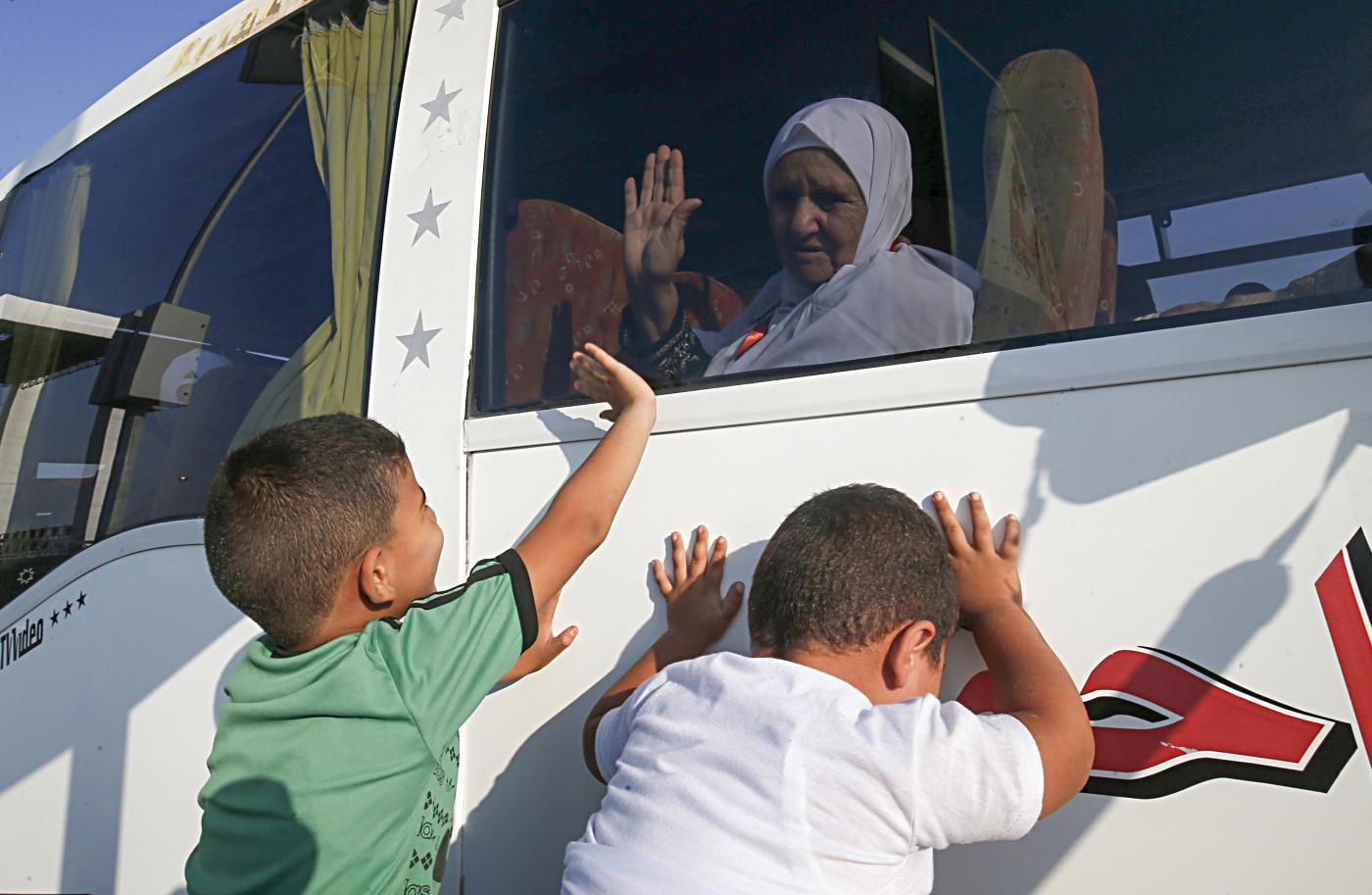 REVEALED: How Saudi Arabia has blocked Palestinians fleeing Syria's war from Hajj